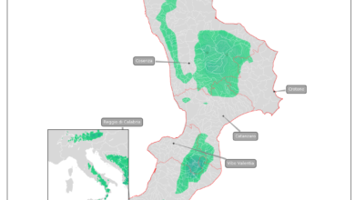 Veloce peggioramento sulla Calabria