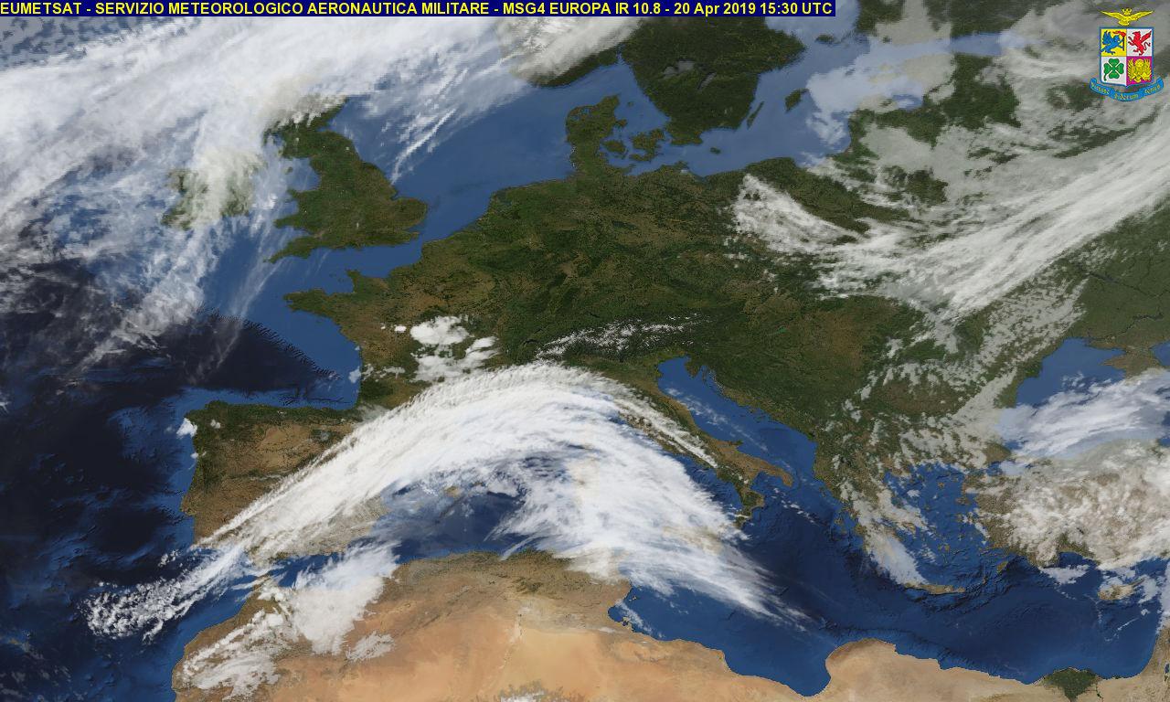 Il meteo in Calabria a Pasqua e Pasquetta