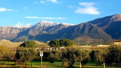 Il campo anticiclonico presente dal nord-Africa fin sull'Europa centrale