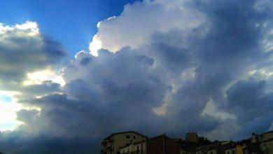 Instabilità in aumento per il week-end sulla Calabria