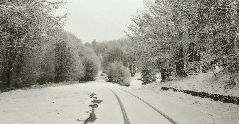 Imminente maltempo sulla Calabria, con ritorno della neve sui monti e mareggiate sulle coste tirreniche.