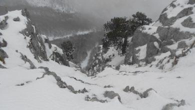 Inizio settimana sulla Calabria di stampo invernale
