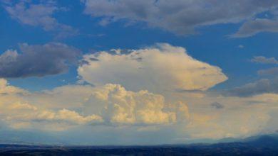 Ultimi fenomeni instabili pomeridiani, poi da mercoledì netto miglioramento con temperature in risalita...