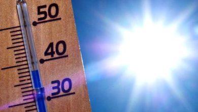 Caldo oltre i 40 gradi nella valle del crati
