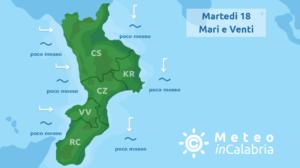 mappa martedì