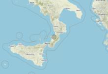 Terremoto Calabria 15-06-2019