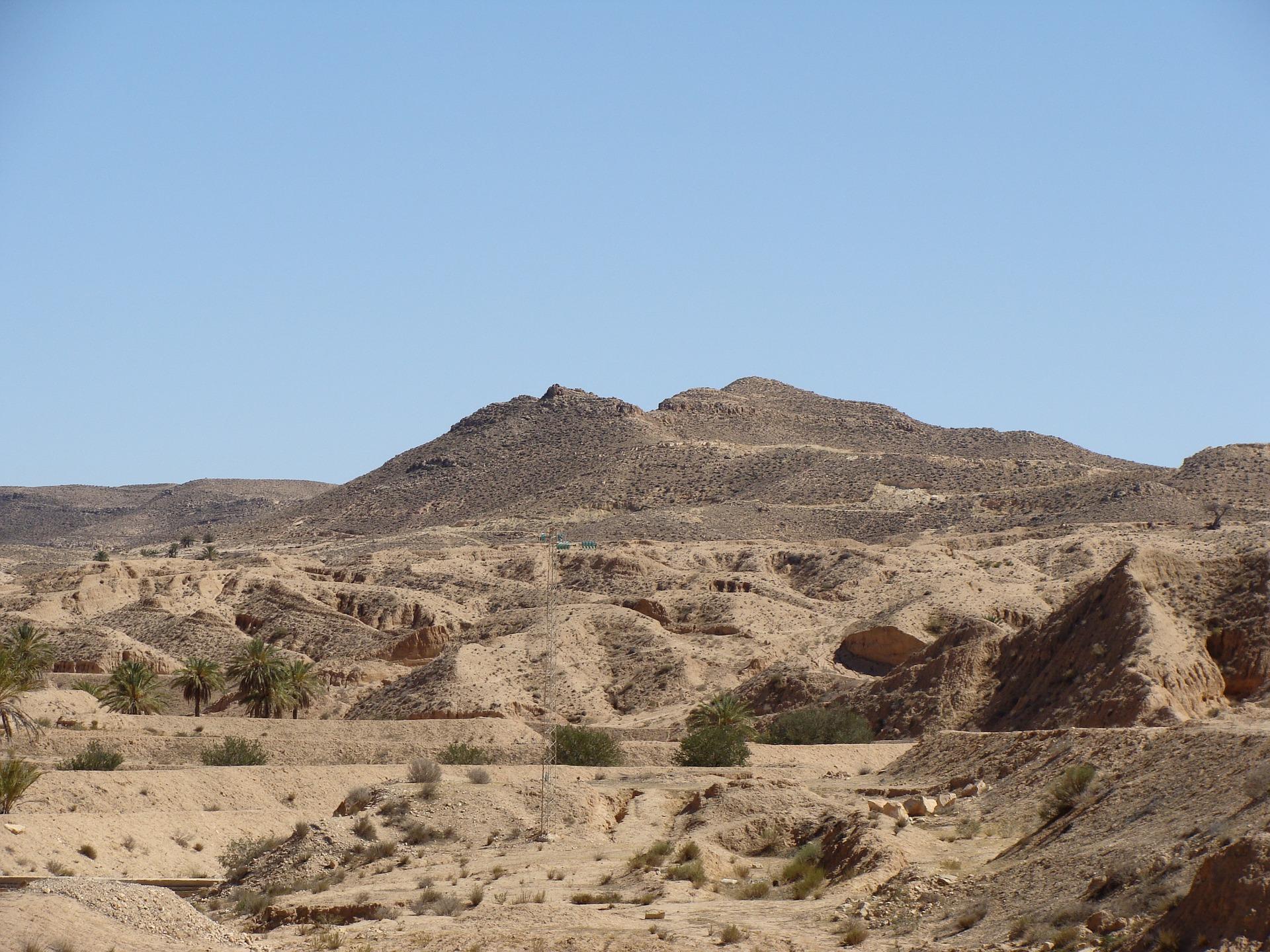 Sale di tono l'anticiclone nordafricano