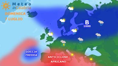 sinottica europa meteo
