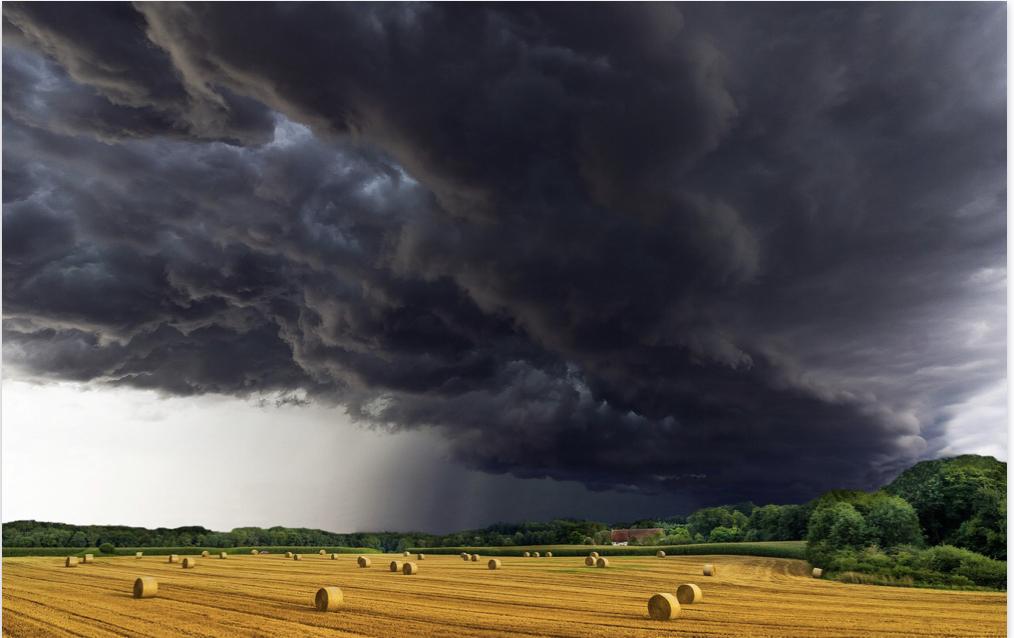 Possibili temporali a ferragosto?