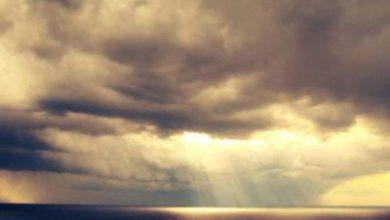 Nuvole e pioggia