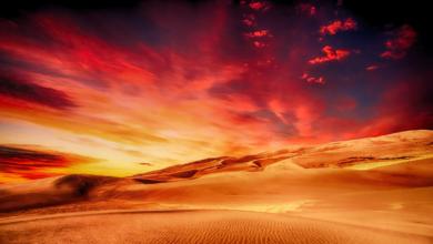 Ritorna l'anticiclone africano sul mediterraneo centrale