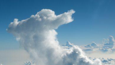 nuvolosità cumuliforme