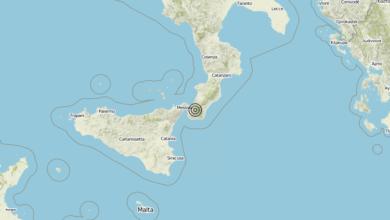 Terremoto Calabria 14-08-2019