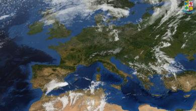 L'anticiclone torna a conquistare il Mediterraneo