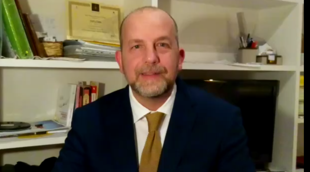 Massimo Enrico Ferrario presidente AMPRO