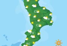 Previsioni Meteo Calabria 16-09-2019