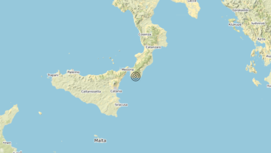 Terremoto Calabria 05-10-2019