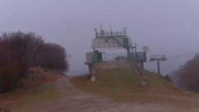 l'autunno entra nel vivo: primi tidimi fiocchi di neve in sila