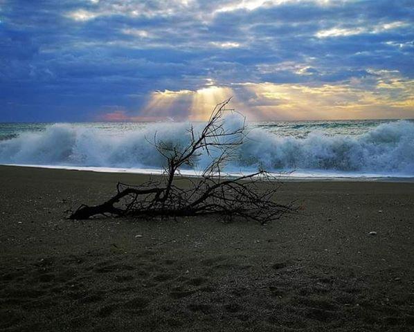 MGiugno 2020 fresco e piovoso in Calabria
