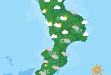 Previsioni Meteo Calabria 11-11-2019