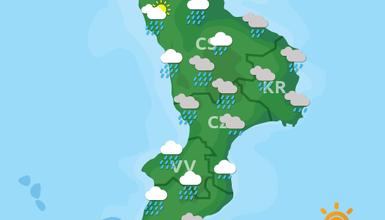 Previsioni Meteo Calabria 12-11-2019