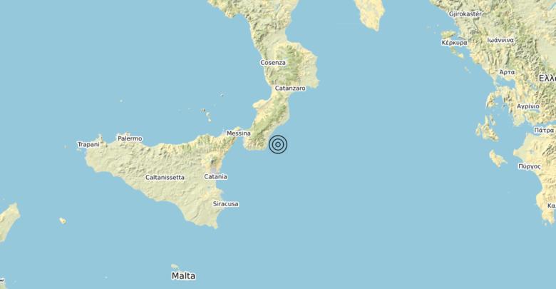 Terremoto Calabria 09-11-2019
