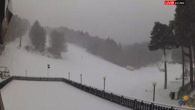 Camigliatello neve