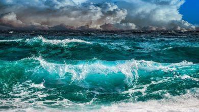 mare agitato grosso mareggiata