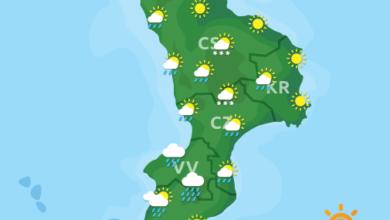 Previsioni Meteo Calabria 14-12-2019