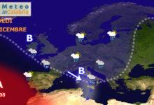 sinottica europa 12 dicembre 2019