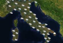 Previsioni del tempo in Italia per il giorno 28/01/2020