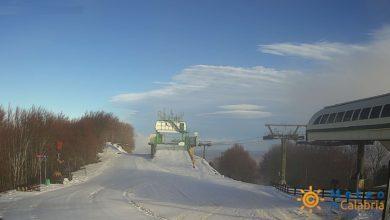 neve sila monte curcio poco nuvoloso sereno