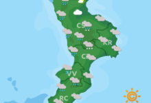Previsioni Meteo Calabria 27-01-2020