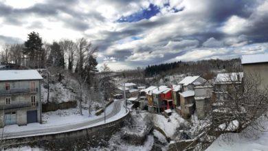 Imminente irruzione fredda e neve