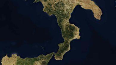 Sud Italia Satellite
