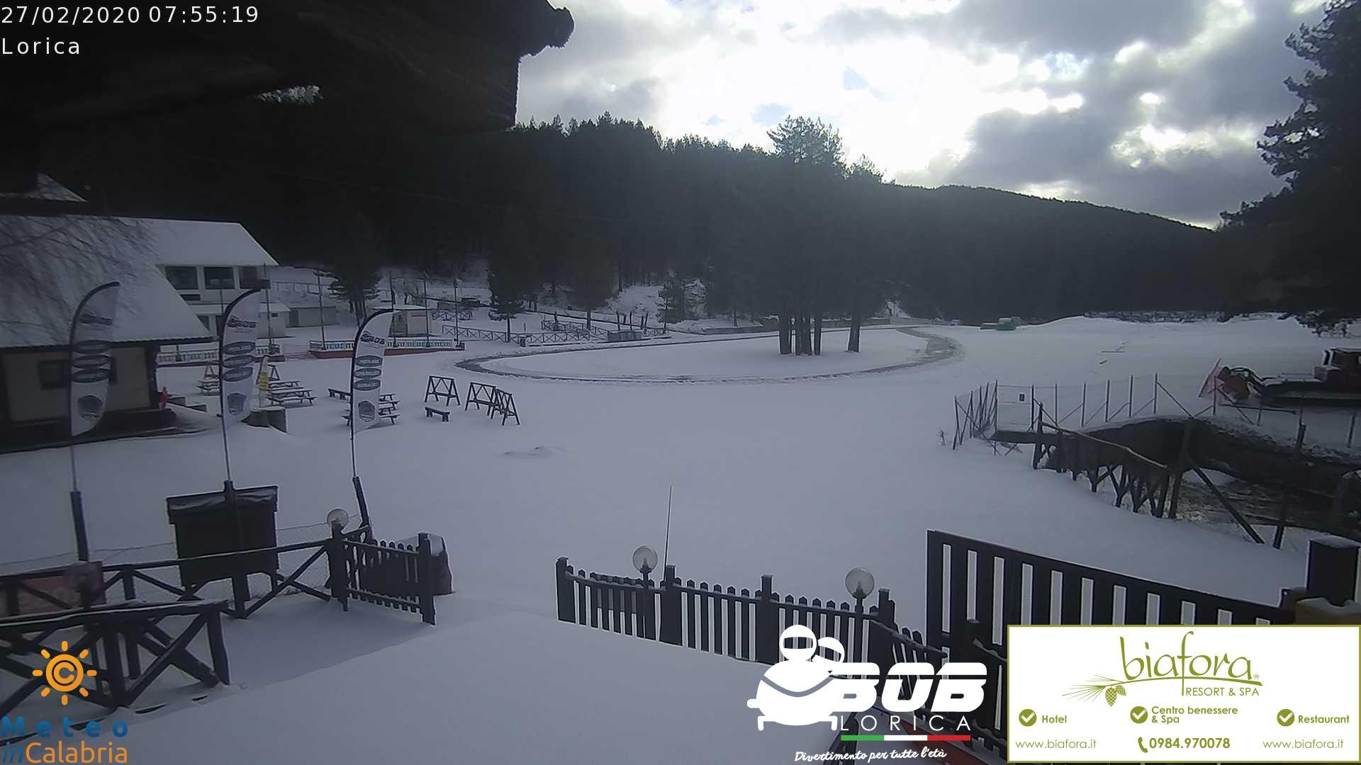 lorica neve 27 febbraio 2020