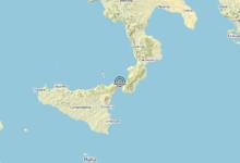 Terremoto Calabria 23-02-2020