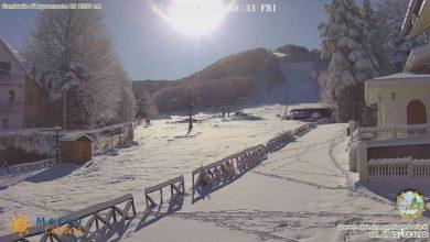 Veloce perturbazione fredda in transito sulla Calabria