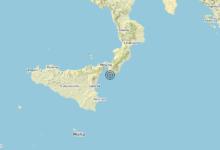 Terremoto Calabria 29-03-2020