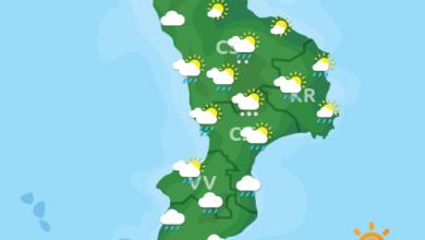Previsioni Meteo Calabria 02-04-2020