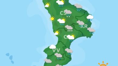 Previsioni Meteo Calabria 03-04-2020