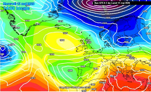 Da mercoledì temperature in deciso aumento