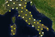 Previsioni del tempo in Italia per il giorno 26/05/2020