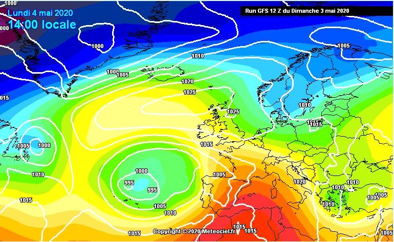 Inizio settimana stabile con temperature in aumento