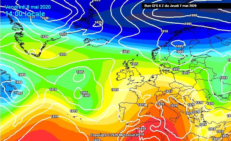 Insistono condizioni di tempo stabile sulla Calabria