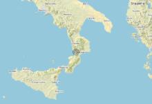 Terremoto Calabria 17-05-2020