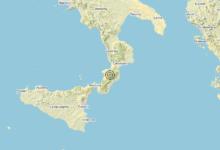 Terremoto Calabria 22-05-2020