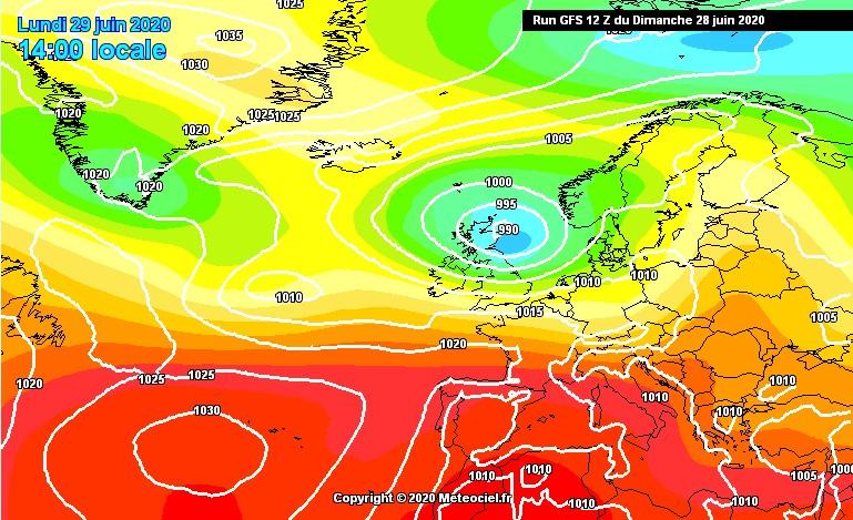 Tempo stabile e temperature in ulteriore incremento