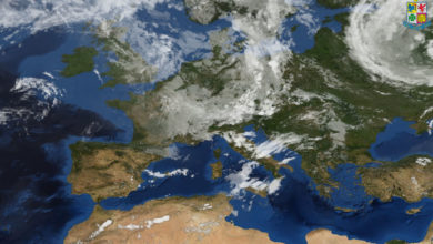 Nei prossimi giorni correnti più umide di origine Atlantica andranno a disturbare l'anticiclone delle Azzorre apportando un po' d'instabilità pomeridiana anche in Calabria.