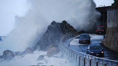 Meteo: nel weekend il mar Tirreno alzerà la voce